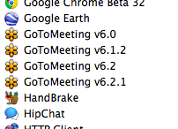 GoToMeeting nonsense